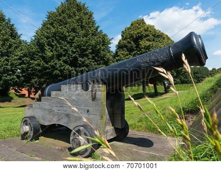Canon In Bourtange