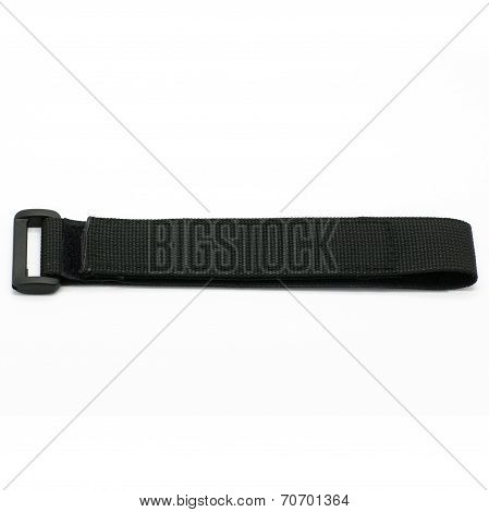 Velcro Strap Isolated