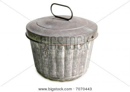 Ancient Cooking Pot