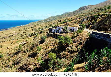 Home In The Mountains Of Fogo, Cabo Verde