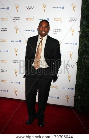LOS ANGELES - AUG 23:  Jason George at the Television Academy�?�¢??s Perfomers Nominee Reception at Pacific Design Center on August 23, 2014 in West Hollywood, CA