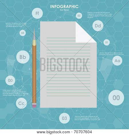 Plan - a list to build a business. Quick startup. Start up infographics. list of cases