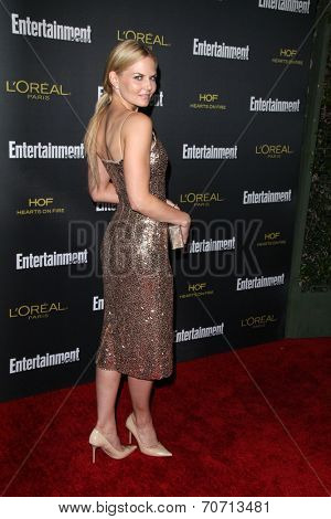 LOS ANGELES - AUG 23:  Jennifer Morrison at the 2014 Entertainment Weekly Pre-Emmy Party at Fig & Olive on August 23, 2014 in West Hollywood, CA