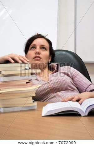 Aburrido estudiar