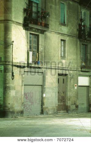 Barcelona Fassade