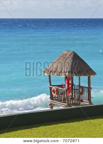 Caribbean Lifeguard Station