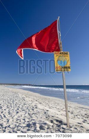 Warning Flag, Mexico