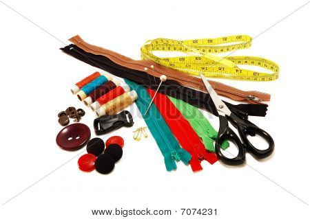 Accessory Kit For Sewing