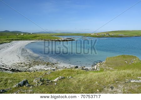 Rubha Na Traghad Beach