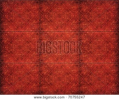 Persian Carpet Mockup Background