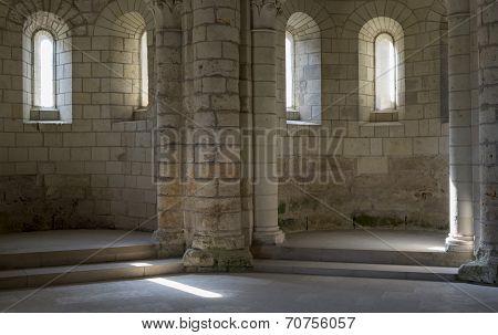 Chapel Of Abbey