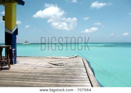 Wodden Pier