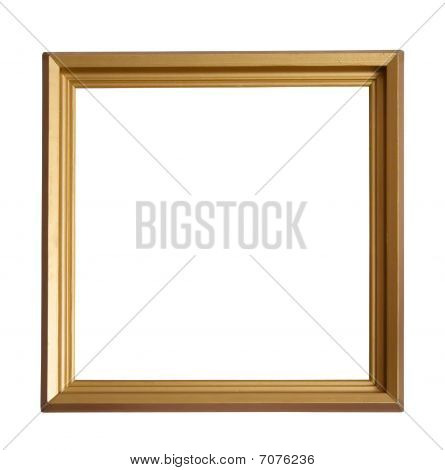 Modern Gold Picture Frame