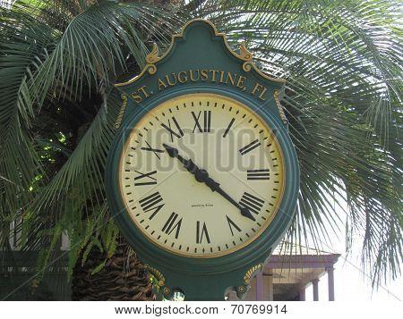 ST Augustine Clock