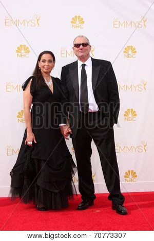 LOS ANGELES - AUG 25:  Ed O'Neill at the 2014 Primetime Emmy Awards - Arrivals at Nokia Theater at LA Live on August 25, 2014 in Los Angeles, CA