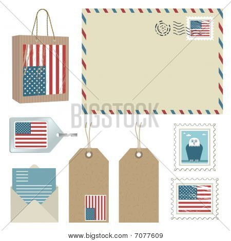 american postage