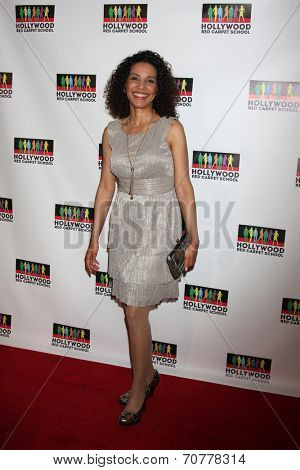 LOS ANGELES - AUG 23:  Natasha Younge at the Hollywood Red Carpet School at Secret Rose Theater on August 23, 2014 in Los Angeles, CA