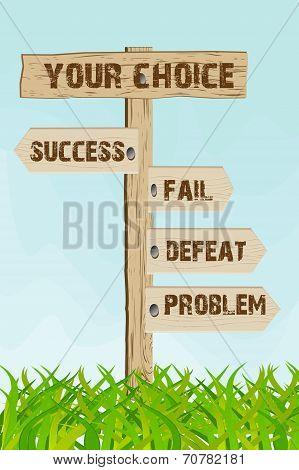 Success Or Fail Way