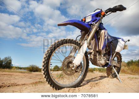 Off-road Motorbike