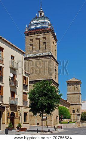 Hospital de Santiago, Ubeda.