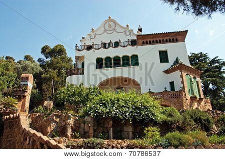 Casa Marti Trias I Domenech house, Barcelona.