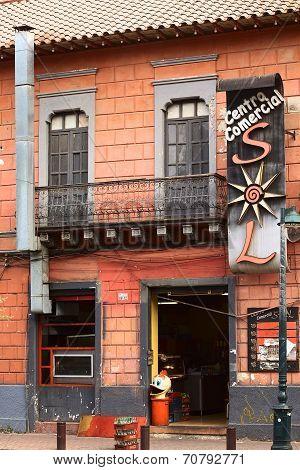 Sol Commercial Center in Ambato, Ecuador