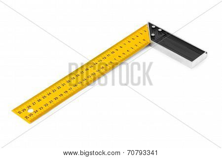 Construction Square Triangle Ruler