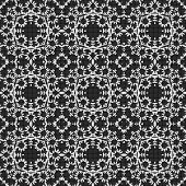 picture of lace-curtain  - Curtain lace seamless generated texture or background - JPG