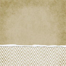 picture of chevron  - Square Beige and White Zigzag Chevron Torn Grunge Textured Background with copy space at top - JPG
