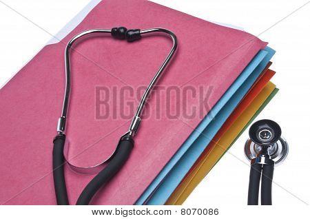 Medical Records Concept