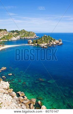 Taormina Beach,