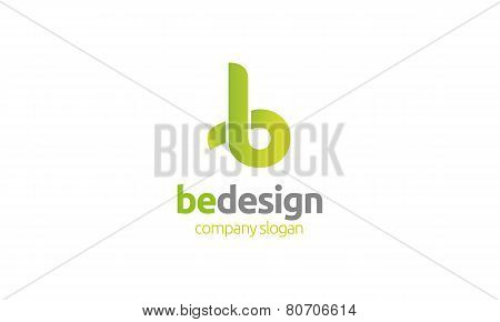 Be Design Logo