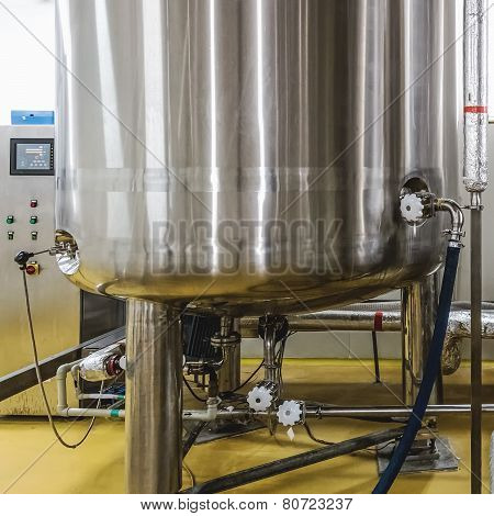 Water Boiler Or Tank