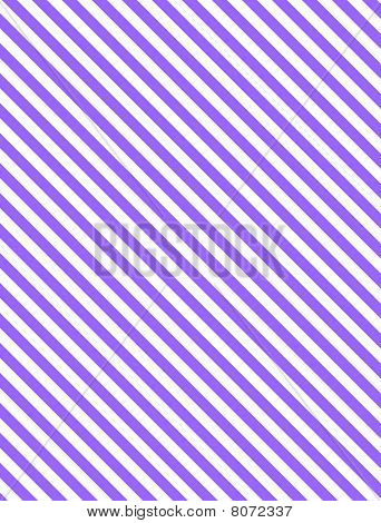 Diagonal Striped Background in Purple