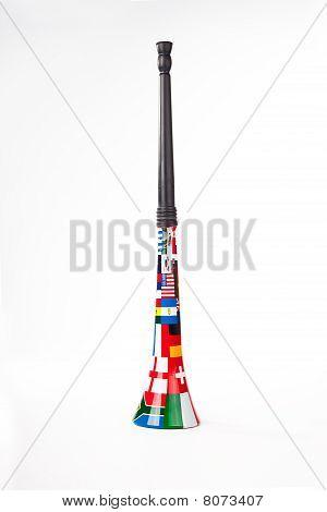 Vuvuzela Upright