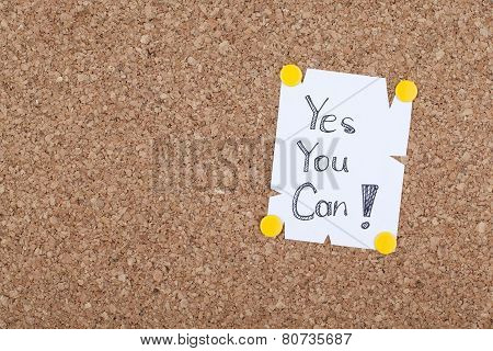 Motivational Life, Business Phrase / Yes You Can