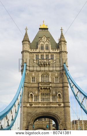 view to Tower Bridge