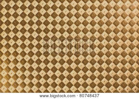 Rhomb-textured Paper