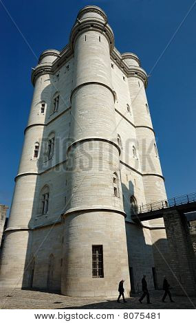 Dungeon Of Chateau De Vincennes (paris)