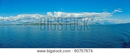 Dalmatia coastal