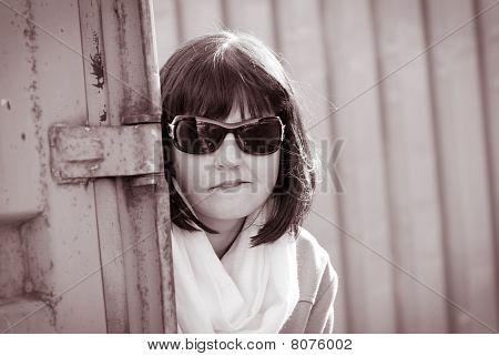 Spy Woman