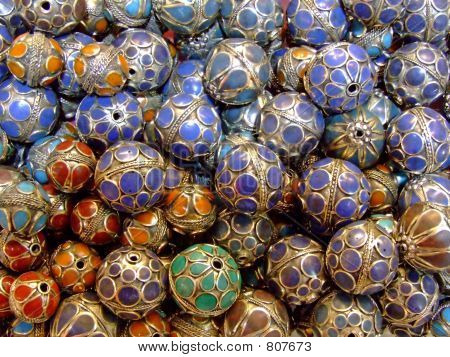 Round pendants