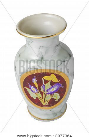 Japan Vase | Isolated