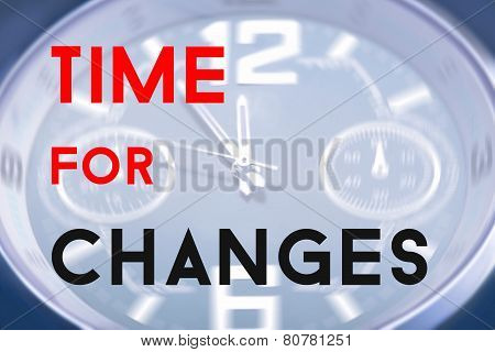 Time For Changes