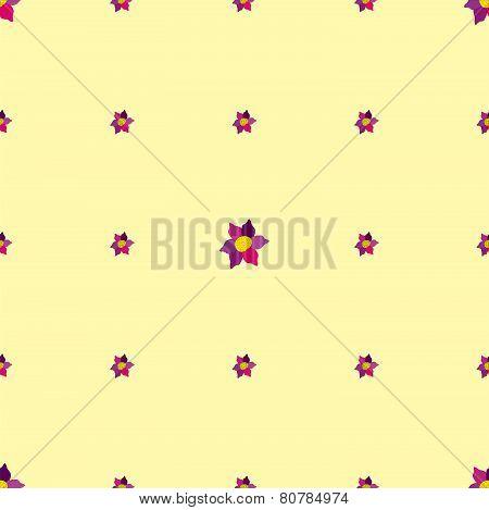Vintage flory pattern
