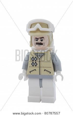 Hoth Officer Minifigure