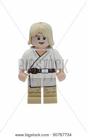 Luke Skywalker Minifigure