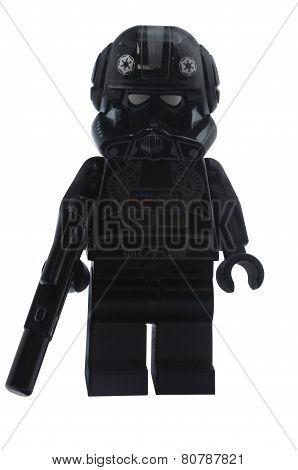 Imperial Pilot Minifigure