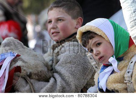 Bulgaria Kukeri Games