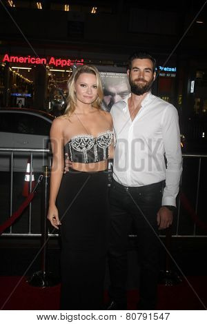 LOS ANGELES - JAN 20:  Caitlin O'Connor at the